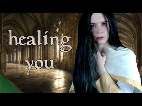 MtG Roleplay - Liliana healing you~ (soft spoken)