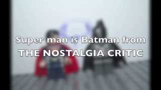 Superman is Batman (LEGO) - Nostalgia Critic