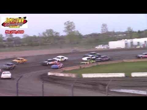 Jamestown Speedway Bomber A-Main (5/25/19)