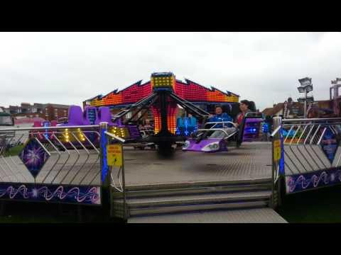Michael Gallagher's Twister - Offride - Hartlepool Headland - 2017