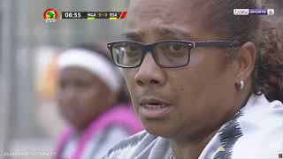 Nigeria vs  South Africa Women FIRST HALF (FINAL)