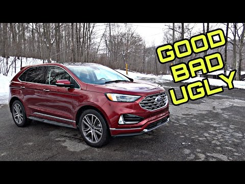 2019 Ford Edge Titanium Review: The Good, The Bad, & The Ugly