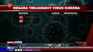 12 Negara Terindikasi Virus Korona