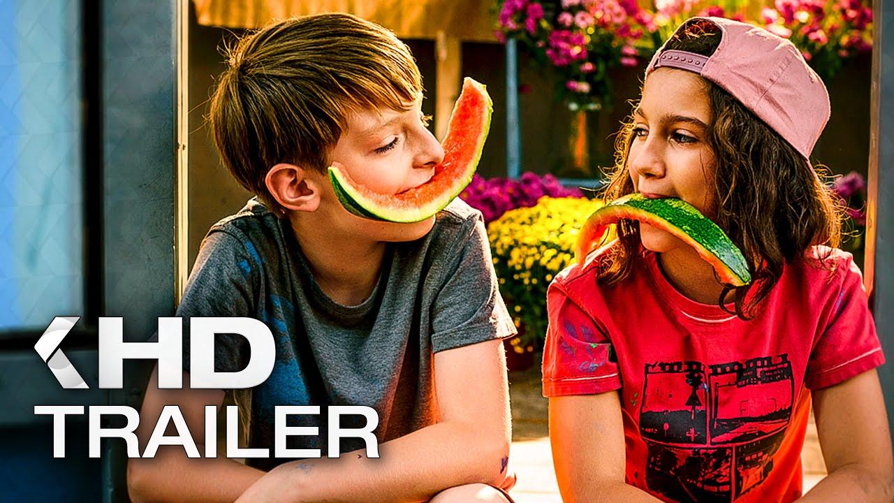 SOMMER-REBELLEN Trailer German Deutsch (2021)