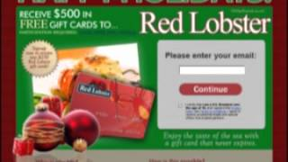 Red Lobster Printable Coupons