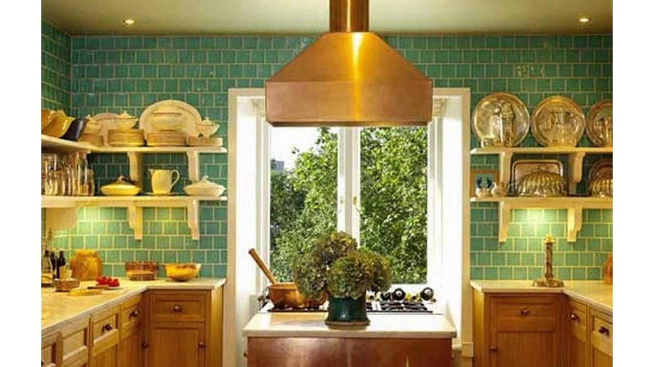 Bunte küche dekorationen ideen - YouTube