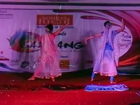 Mujhe Rang De - Duet Dance