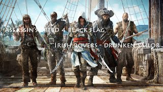 Download lagu Assassins Creed 4 Black Flag - Drunken Sailor (Irish Rovers)