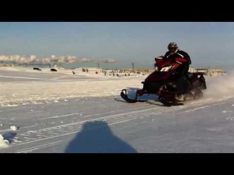 Снегоход Yamaha RX-1 MTX 120 км/ч. 2