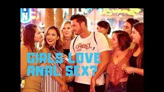 GIRLS LOVE ANAL SEX?