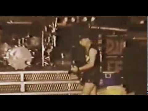 Guns N' Roses Soundcheck (Live - Caracas, Venezuela 1992) (HQ)