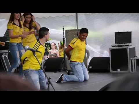 Fiesta De Colombia 2014 PARIS