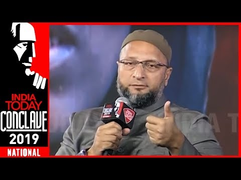 Why Assume That Only Hindus Or Christians Or Sikhs Are Being Persecuted? : Owaisi | IT Conclave 2019