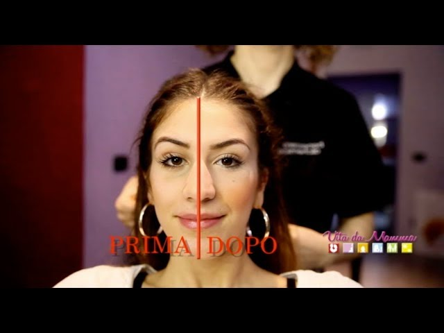 Come mimetizzare le occhiaie  e le borse sotto gli occhi - video tutorial