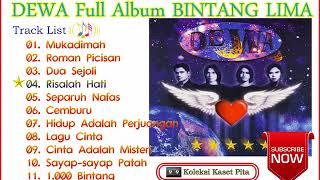 (0.57 MB) DEWA Full Album - BINTANG LIMA Mp3