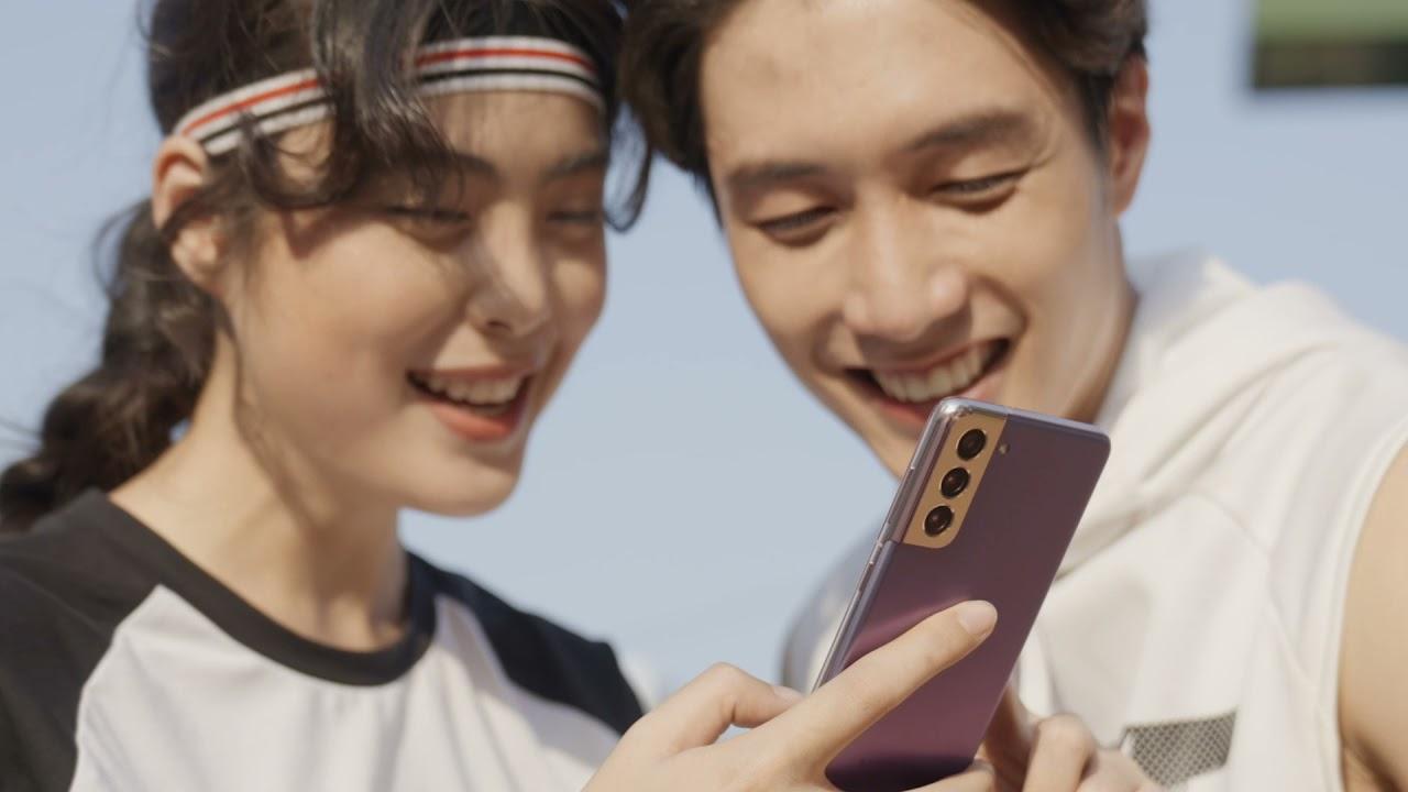 Galaxy S21 Ultra 5G: Ấn Tượng Mỗi Ngày - Từ Sân Tập Đến Bộ Ảnh Ấn Tượng | Samsung