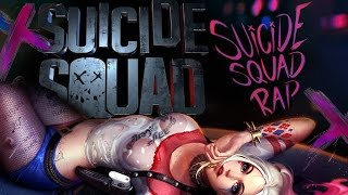 SUICIDE SQUAD RAP | KRONNO, ZARCORT, PITER G & CYCLO | ( Videoclip Oficial )
