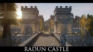 Skyrim SE Mods: Radun Castle