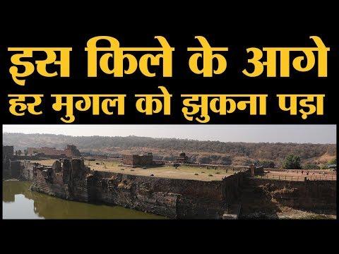 Ranthambore किले की