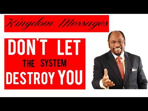 DON'T LET 'THE System' DESTROY YOU! (Original)