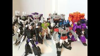Transformers - Titan Master Customs - Shapeways Review