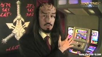 Sprachkurs Klingonisch 1: nuqneH & Qapla'