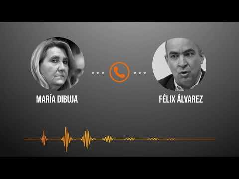 Jácome culpa a su asesor de las llamadas a María Dibuja y no contesta a Telemiño