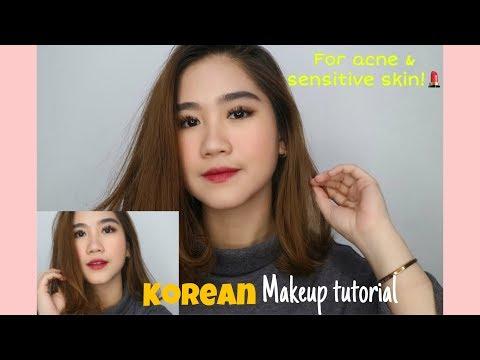 Makeup For Sensitive & Acne Prone Skin🥰 thumbnail