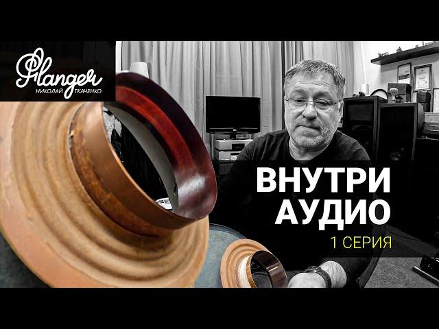 Первая серия «Внутри Аудио» от Николая Ткаченко