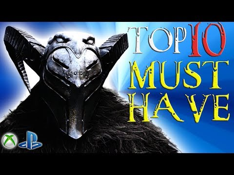 Skyrim Special Editon Top 10 MUST HAVE Mods