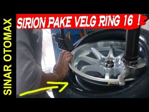 Velg Modification, Velg Mobil Volk Rays Ce28 Ultra Ring 16 Pasang Di Daihatsu Sirion Modifikasi Youtube, Velg Modification