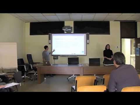 """PhD AMF courses - Federica Ceci and Francesca Masciarelli, Lecture on ""Research Proposal"""