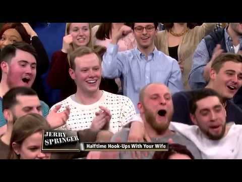 Charming jerry springer star show porn apologise, but not