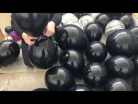 DREAM DIY Balloon Garland Tutorial by Haight Avenue