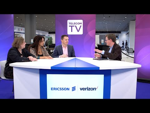 How Ericsson Supports Verizon's Rollout Of New Networking Technology