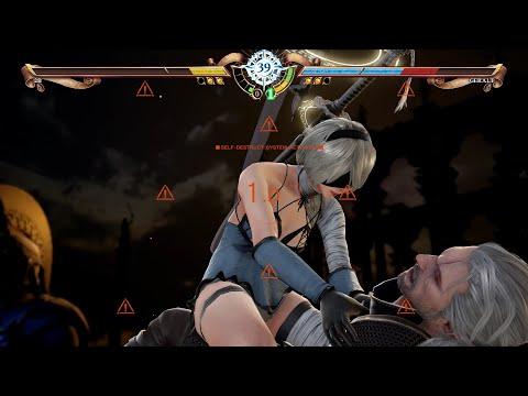 Soul Calibur VI 2B self destruct on Geralt from YouTube · Duration:  4 minutes 51 seconds