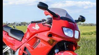 The Incredible History of the Honda VFR