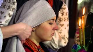 """Весільні обряди в """"Українському селі"""""""