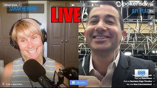 PokerNews Podcast Live from 2019 World Series of Poker: July 1
