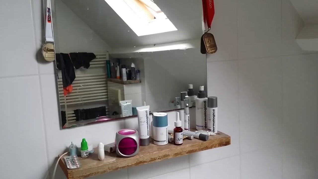 trendy schimmel in huis verwijderen op de muren en plafond