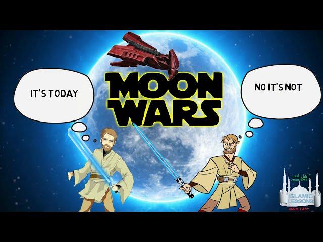 Moon Wars in Ramadhan