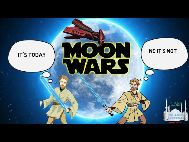 Moon Wars in Ramadan