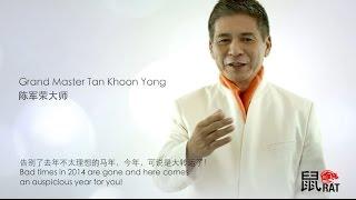 2015 Rat Zodiac Forecast by Grand Master Tan Khoon Yong