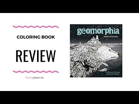 geomorphia:-an-extreme-colouring-and-search-challenge-coloring-book-review---kerby-rosanes---uk-ed