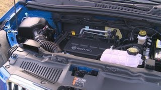 2014 Buick Encore Performance Review