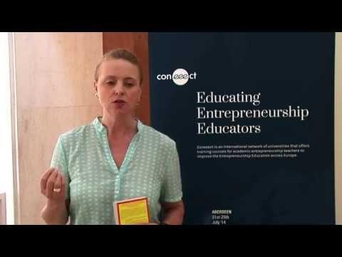 Responsible Entrepreneurship - Angela Poech - Coneeect Lisbon