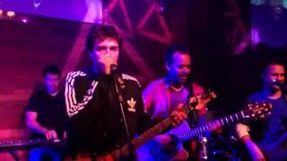 Felipe Dylon no show do Bruno Galvão Deixa Disso MOV 5937