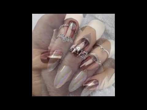 гель лак фото ногтей дизайн красный