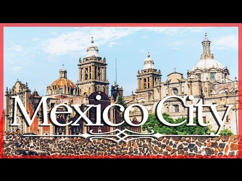 MEXICO CITY | EATING INSECTS & DRINKING MEZCAL TRAVEL VLOG 1/4