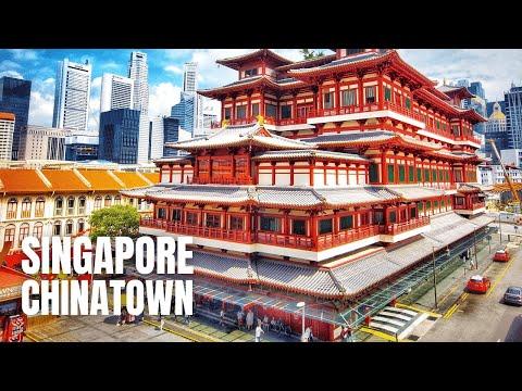 Chinatown Singapore Walking Tour【2019】/唐人街牛車水新加坡步行遊【2019】/チャイナタウンシンガポールウォーキングツアー【2019】